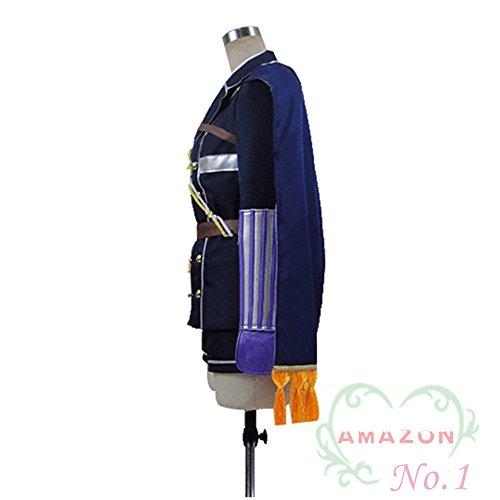 『★CGcosplay★ 刀剣乱舞 前田藤四郎 コスプレ衣装 C18420 (女性L)』の3枚目の画像