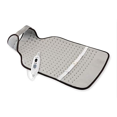 DAGA Almohadilla eléctrica Flexy Heat NCD COMPLEX, gris, 42x63
