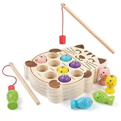 Kitten Angeln Spielzeug, Kinder Mag, Netic Angel, 1-2-3 Früherziehung Spielzeug Für Jungen Und Mädchen, Interactive Brettspiel, Kinder
