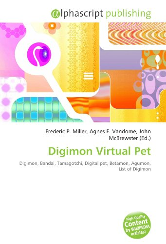 Digimon Virtual Pet: Digimon, Bandai, Tamagotchi, Digital pet, Betamon, Agumon, List of Digimon