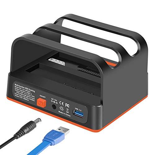 Disco duro externo USB 3.0 A SATA Bock tres Panel Concentrador 2 ...