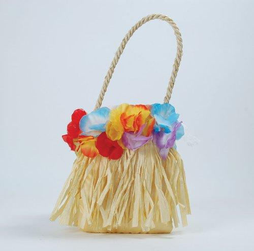 Handtasche mit Blumen Hawaii Hula-Tropical Beach Party Kostüm