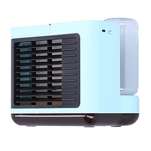 Mini condizionatore d'aria, raffreddatore d'aria in ABS 4W pratico per la casa per l'ufficio per la cucina per i dormitori