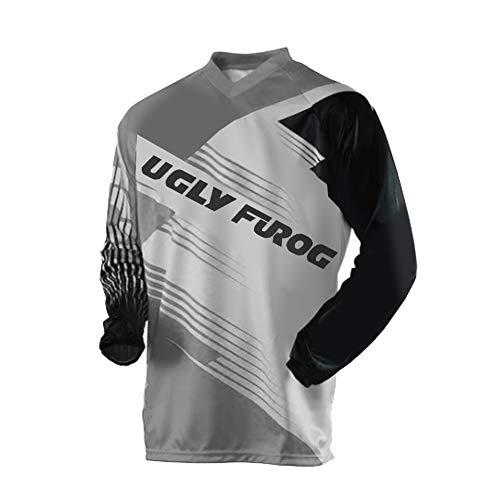 Uglyfrog Jersey Motocross Downhill Trikots Enduro Cross Motorrad MTB