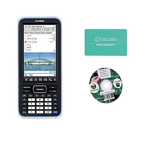 Casio Classpad II (FX-CP400) + Garanzia 5 anni + CD di apprendimento (in tedesco)