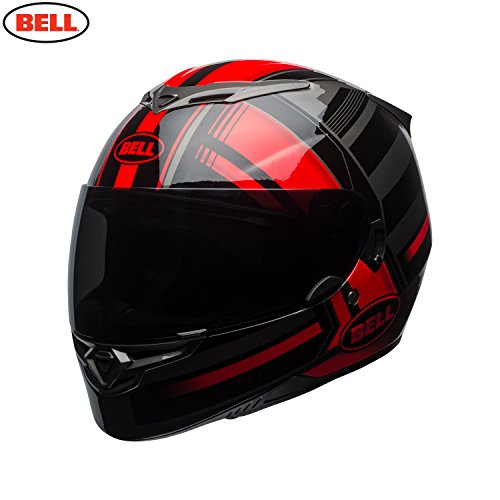 Bell Casques RS2, Tactical Rouge/Noir/Titane, Taille S