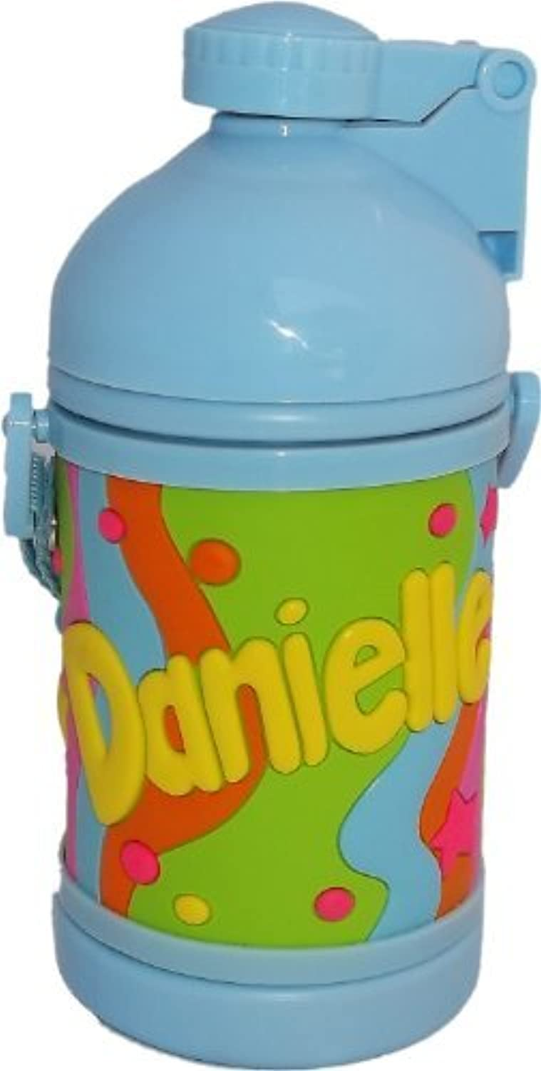 My Name Water Bottle - Danielle by John Hinde Personalized Drink Bottles