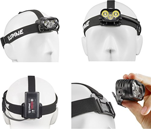 Lupine Lighting Systems BLIKA X4 SC Smartcore 2100 Lumen LED Headlamp System