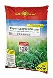 WOLF-Garten - Lawn slow-release taki »Premium« 120 days LE 450, 3830045