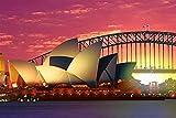 Sydney Opera House Adult Jigsaw Puzzle 1000 Piezas Puzzle Sydney Opera House Jigsaw Puzzle