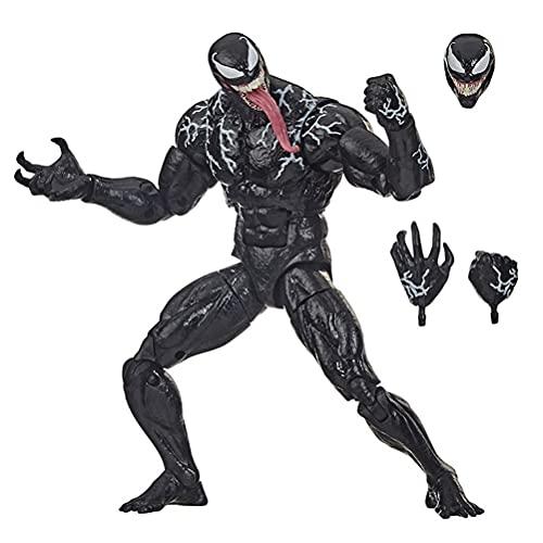 Figura de acción Modelo Carnage Venom...
