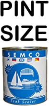OnlineTeakFurniture Semco Teak Wood Classic Brown Finish Sealant Protector Sealer Waterproofing (Pint)