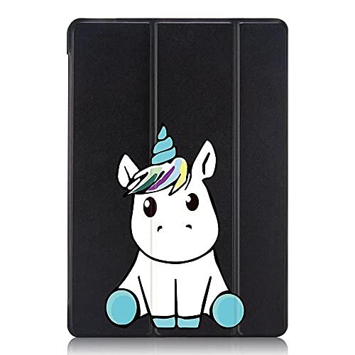 YYLKKB para iPad Pro 11 Pulgadas Unicorn Tablet Funda 2020 Air 4 Linda Mini 5 Funda Mini 4 Silicona Suave para 10.2 iPad 8º 6to para Pro Air 2 Mini 2-3_10.2 Pulgadas 7mo 8