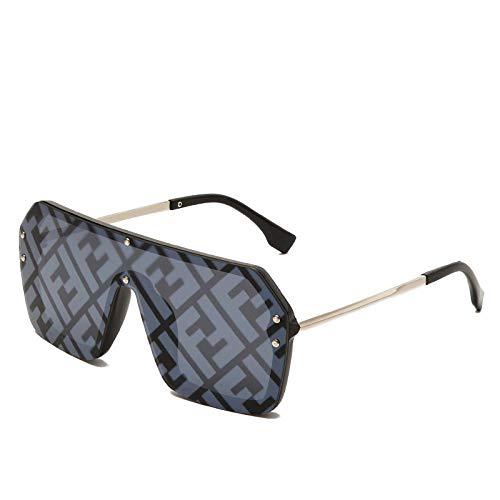 De Gran Tamaño Sombras Mujeres/Hombres Gafas De Sol De Moda Cuadrados Gafas De Gran Marco Retro Gafas De Deporte De Pesca De Gafas De Pareja