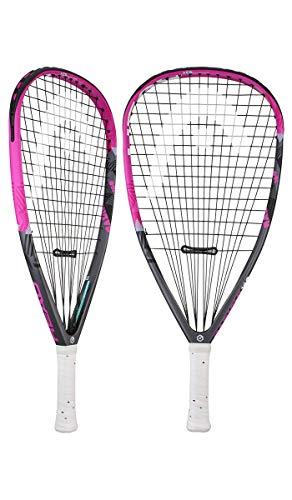 HEAD Graphene XT Radical 160 Pl Racquetball Racquet, Strung, 3 5/8 Inch Grip