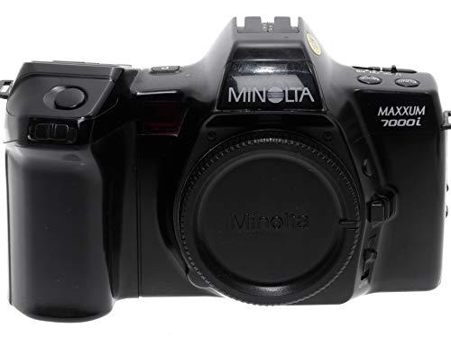 Minolta Maxxum 7000i (Dynax) DSLR-Kamera Autofokus Folie.