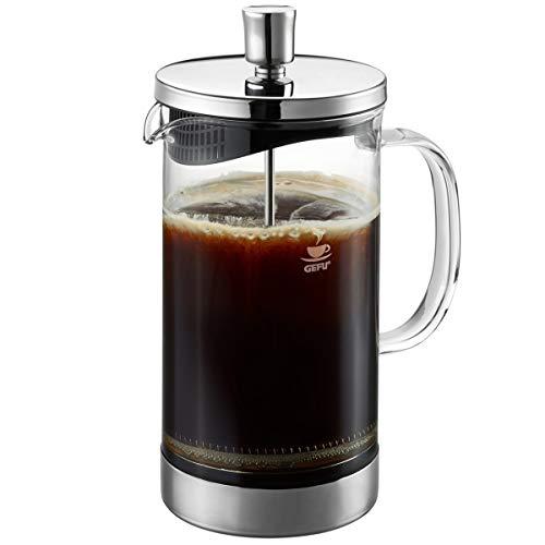 GEFU 16191 Kaffeebereiter Diego (1000 ml) - French Press und Kaffeekanne in Einem