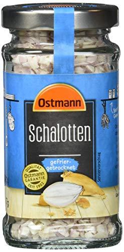 Ostmann Schalotten gefriergetrocknet, 4er Pack (4 x 17 g)