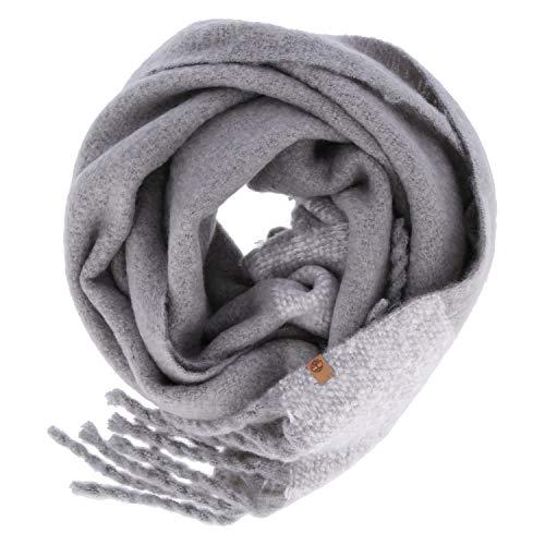 Timberland Schal Größe One Size Grau (Grau)