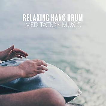 Relaxing Hang Drum Meditation Music