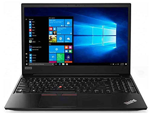 Lenovo Thinkpad E570 - Ordenador portátil de sobremesa (procesador Intel Core i3-7100, 4 GB, disco duro de 500 GB, Windows 10 Home Multi-Language (Reacondicionado)