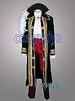 APHヘタリア Axis powers 継承戦争 スペインの海賊風コスプレ衣装