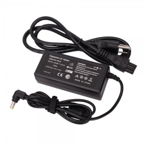 AC Adapter Charger for Toshiba Satellite S55T-C5276, L75-C7250, C55D-B5294, by Galaxy Bang USA
