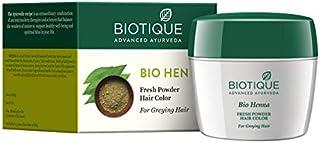 Biotique Bio Heena Fresh Powder Hair Color, 90g