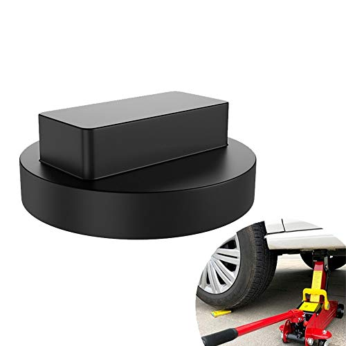 SOUTHBANK Car Rubber Jack Pad Schwarz Car Vehicle Jacks Jack Pad Rahmenschutz für E82 F22 E46 E90 E39 Z4 E84 X6 E70 i8 i3 für Mini R5