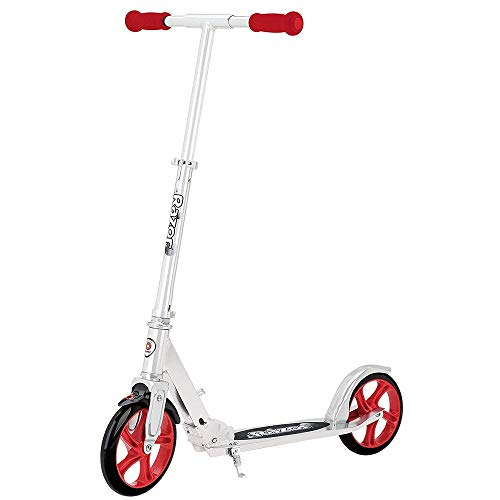 Razor A5 Lux Scooter, Rot