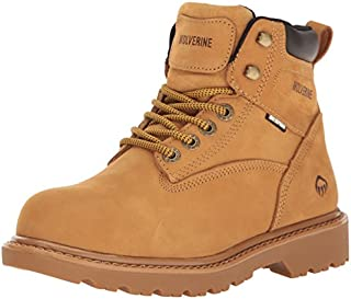 "Wolverine Women's Floodhand Waterproof 6"" Soft Toe Work Boot"