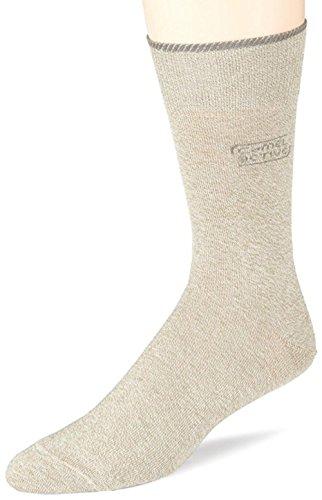 camel active Herren Socken 2 er Pack 6590 cotton basic 2 pack (Beige (Camel Mottled 212), 39/42-4 Paar Vorteilspack)
