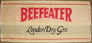 Beefeater London Dry Gin Cotton Bar Towel 20