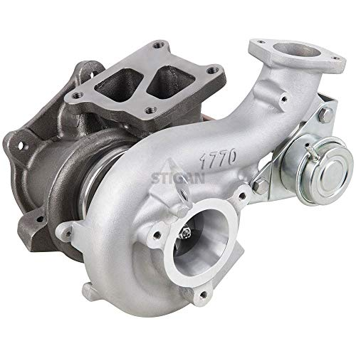 New Stigan Turbo Turbocharger For Mitsubishi Lancer Evolution X Evo 10 4B11 2008 2009 2010 2011 2012 2013 2014 2015 - Stigan 847-1450 New
