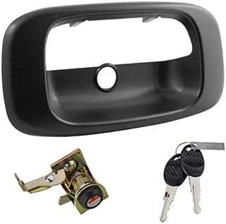 Integrated O.E. Look Tailgate Lock for 1999-2007 Chevrolet Silverado and GMC Sierra 1500/2500/3500