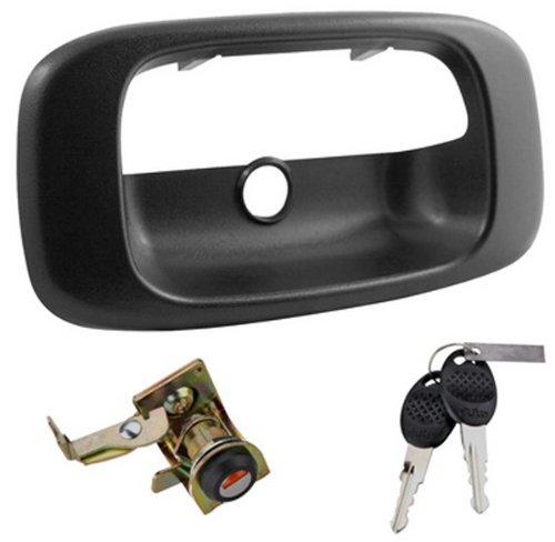 03 silverado locking tailgate - 2