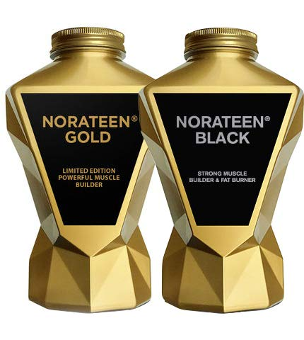 LA Muscle Norateen Gold + Black Special