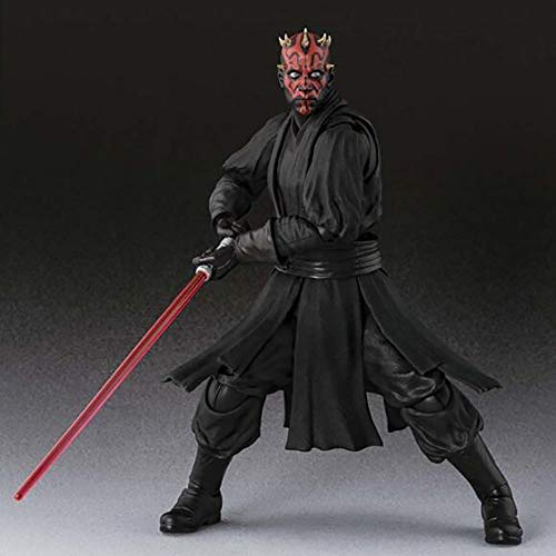 YXCC Figuras de Star Wars Darth Maul Modelo articulado Darth Moore