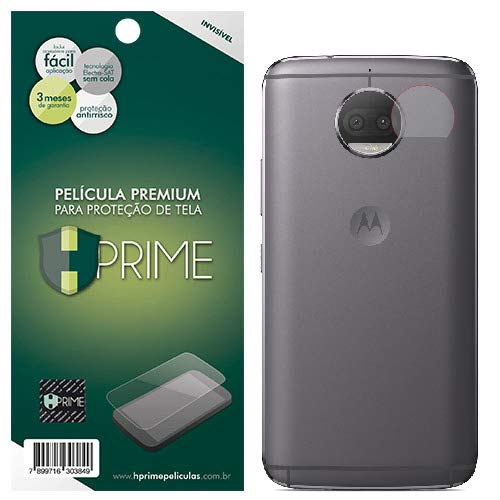 Pelicula para Camera LensProtect para Motorola Moto G5S Plus, HPrime, Película Protetora de Tela para Celular, Transparente
