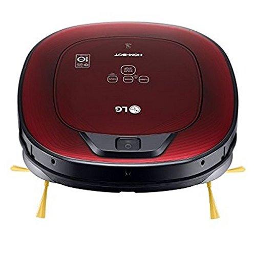 Robot Aspirador LG VSR8600RR Serie 8 Hombot Turbo A 0,6 L 60 dB 58W Rojo