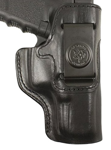 DeSantis Inside Heat Inside Fits M&P45 Shield Leather Right...