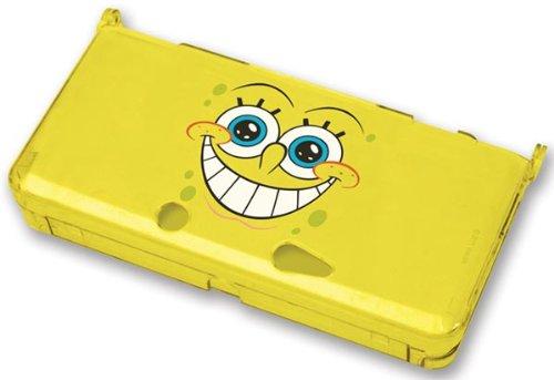 SpongeBob Squarepants Crystal Case and Telescopic Stylus [import anglais]