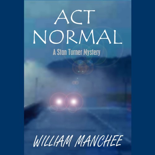 Act Normal audiobook cover art