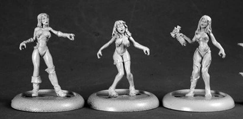 Reaper Miniatures Zombie Strippers