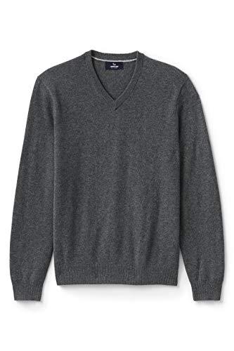 Lands End Cashmere Sweater Men's