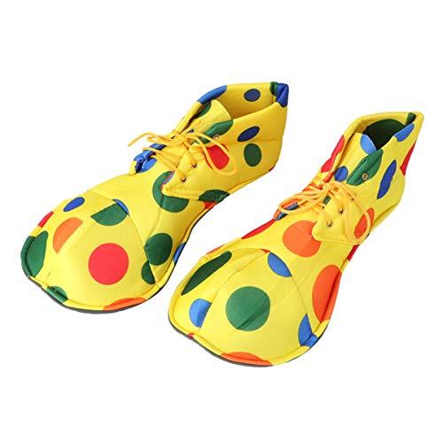 Zapatos De Payaso  marca Happyyami