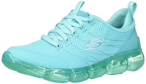 Skechers Women's Skech-AIR 92-Significance Sneaker, blu, 7 M US