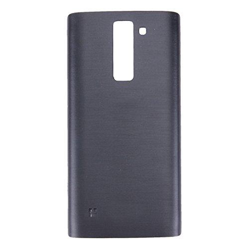 ZHANGQUAN Reemplazo de ANQ Vivienda de reemplazo de la batería de la contraportada de la contraportada for LG K8 V / VS500 (Negro) (Color : Black)