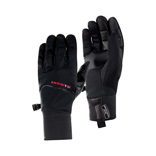 Mammut Uni Handschuhe Astro, schwarz, 8