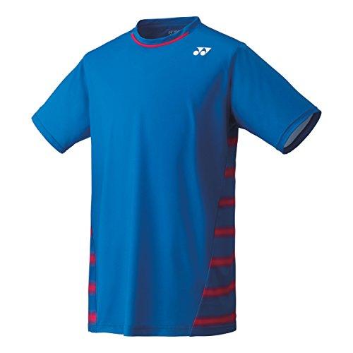 YONEX Herren, Wawrinka T-Shirt Blau, Rot, S Oberbekleidung, S